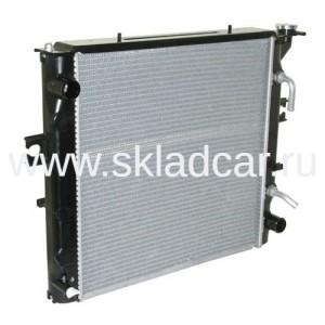 Радиатор TOYOTA 02-7FD10-18